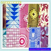African Textile Jacquard Fabric