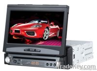 2013 lastest cheap single din Car DVD with GPS IPOD Reversing camera