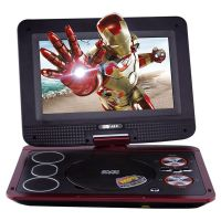 2013 New product cheap laptop portable dvd monitor with USB/SD TV tuner FM/AM Game function