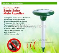 Aosion top solar mole repeller