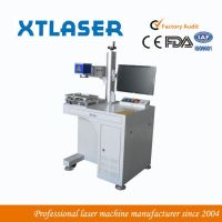 Fiber laser marking machine from XT Laser