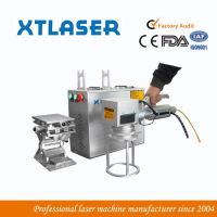 Portable Fiber Laser Marking Machine Price