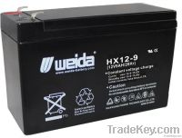 Small Size VRLA Battery