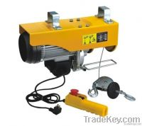 PA mini electric rope hoist