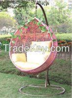 Outdoor Wicker Hammock Chair