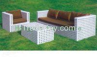 Outdoor Rattan Sofa Set Furniture