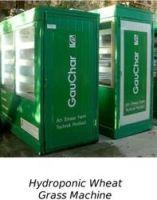 Hydroponic Green Fodder Machine