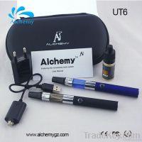 new arrivals e cigarette UT6 flat pipe zipper bag in packing