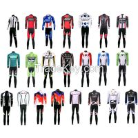 OEM gel pad moisture wicking breathable sublimation bike wear