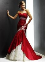 Designer Wedding Gowns.All occasion western Gowns manufactured.Quick Delivery. Custom measurement.