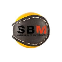 Hurling balls in leather with Hand stitched and custom logo