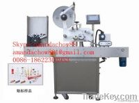 Labeling machine for