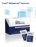 CREST WHITESTRIPS SUPREME, PROFESSIONAL EFFECTS ADVANCED, AND MANY MORE CREST/ORAL-B PRODUCTS