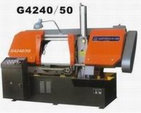 Honrizontal Double-Column Metallic Band Sawing Machine
