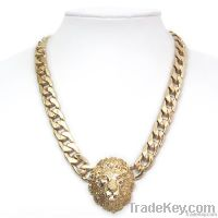 2013 New Fashion Lion Pendant Necklace