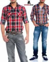 Casual Dresses (Jeans Shirts) For men & Womens