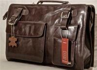 Pure Leather Office Handbag