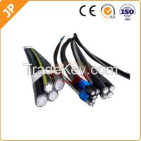 AL XLPE Insulation Low Voltage Twisted ABC Cable