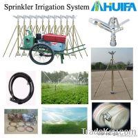 Farm Sprinkler Irrigation machine