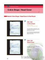 C-Arm Drape/Head Cover