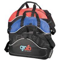 Sport duffle bag, travel bag, canvas duffle bag