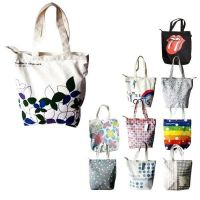 Canvas tote bag, promotion hand bag,