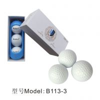 hot sale 2-layer golf tournament golf ball