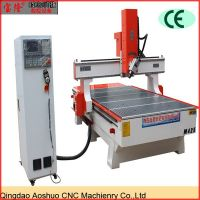 Hot sale cnc wood machine 4 axis cnc router
