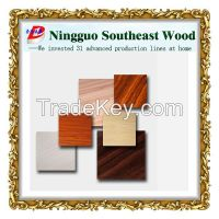 Southeast modern furniture laminated mdf board