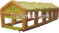 large inflatable tent, inflatable party tent