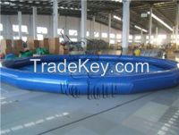Commercial Inflatable Pools / Inflatable Swimming Pool