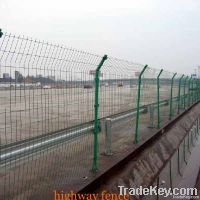 50*100 highway mesh fence(manufacturer)