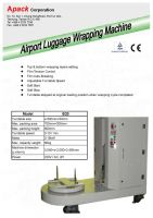B20 Airport Luggage Wrapping Machine