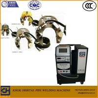 IGBT inverter dc Automati pipe welding machine