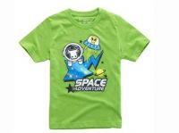 children's cotton short sleeve t-shirts