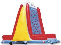 inflatable wall to climb,out door game