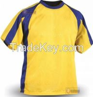 Yellow soccer jersey (SOCCER WEAR)