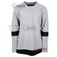 Adult Hockey Jersey - Gray