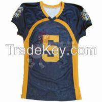 Yellow Navy Style Jersey (FOOTBALL WEAR, FOOTBALL Uniform)