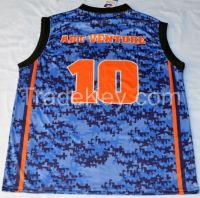 Jersey Sure ( (BASKETBALL WEAR, BASKETBALL Uniform)
