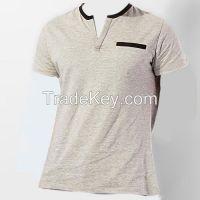open front tee shirt (Tee SHIRT)