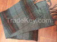 100% acrylic scarf