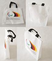 eco-friendly pp non woven tote bags