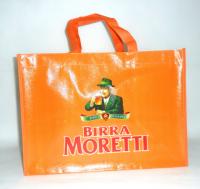 reusable pp woven shopping bag
