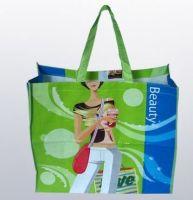 reusable pp woven tote bag