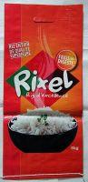 reusable pp woven rice bag for 5kg