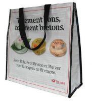 Reusable PP woven shopping bags
