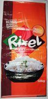 reusable pp woven rice bag for 50kg