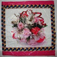 reusable pp woven bag for fruit