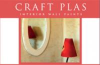 CRAFT PLAS Interior Wall Paint/Coating